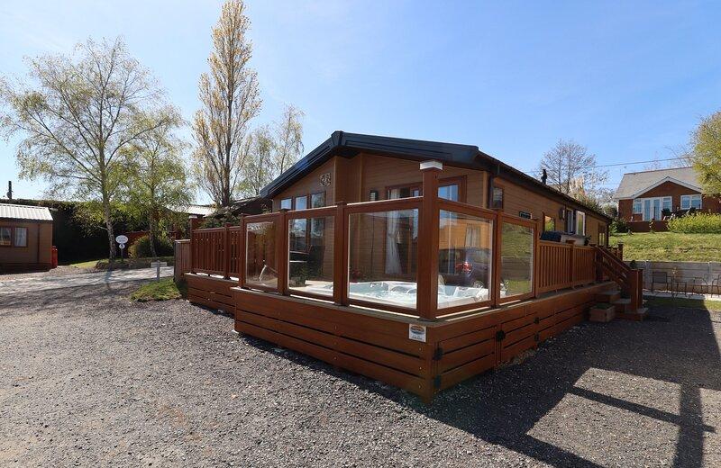 The Lodge, casa vacanza a Fishbourne