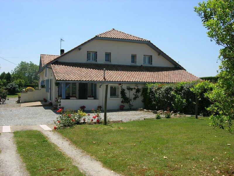 Maison Laumury est, holiday rental in Saint Andre de Seignanx