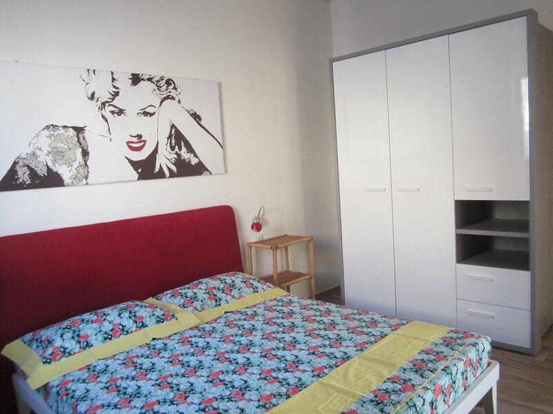 Attico rosso dei due mari, location de vacances à Coppitella