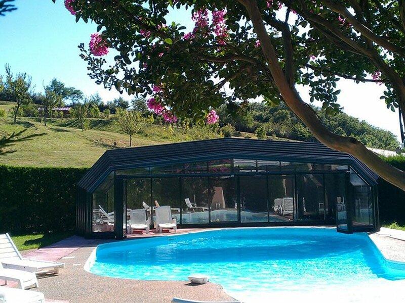 Capucine, holiday rental in Saint-Affrique