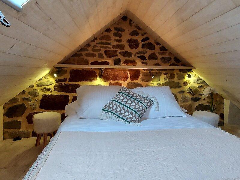 Gîte au coeur de l'Aubrac, holiday rental in Saint-Urcize