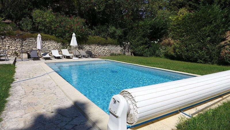 La maison de Catherine, location de vacances à Saint-Restitut