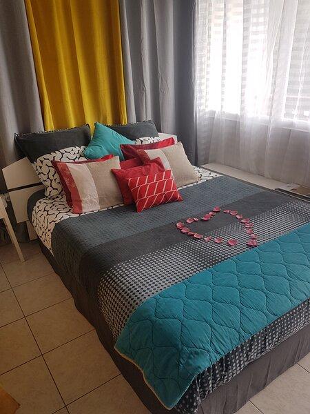 Appartement Cosy à 400 m des plages sud de Mimizan Plage, holiday rental in Mimizan