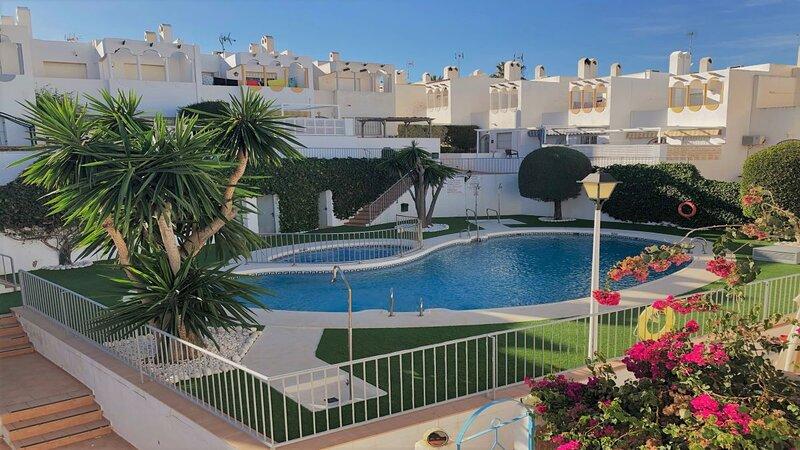 Casa Marsden, holiday rental in Mojacar Playa