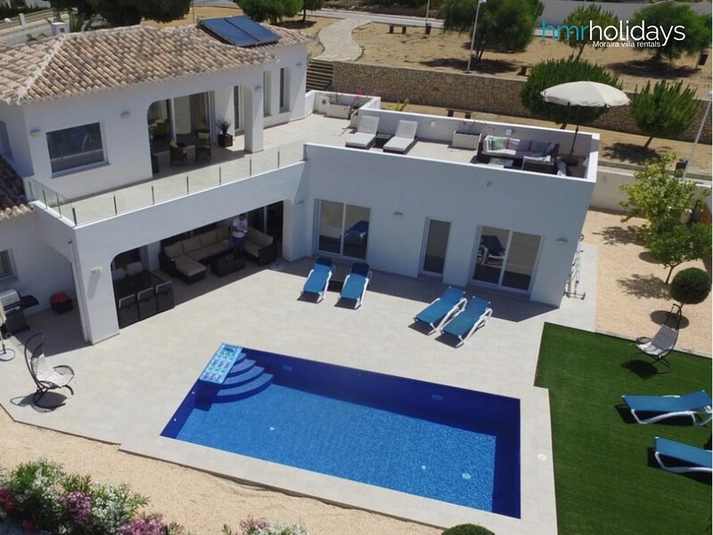 Villa La Colina – semesterbostad i Teulada