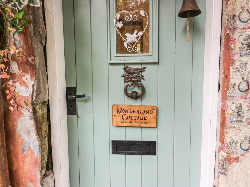 Wonderland Cottage, Newburgh, Fife, location de vacances à Abernyte