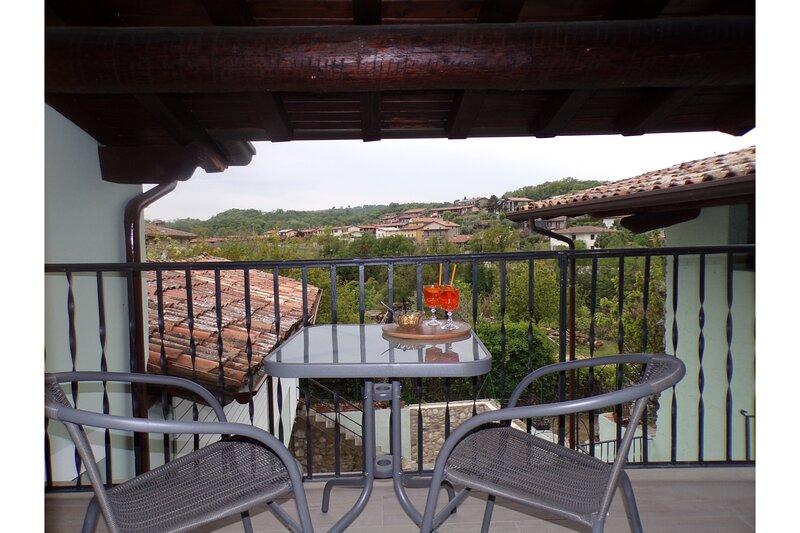 Corte Vezzola 1, location de vacances à Prevalle