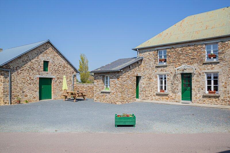 Gîte de la Forge - Au calme proche de la mer, location de vacances à Saint-Michel-de-la-Pierre