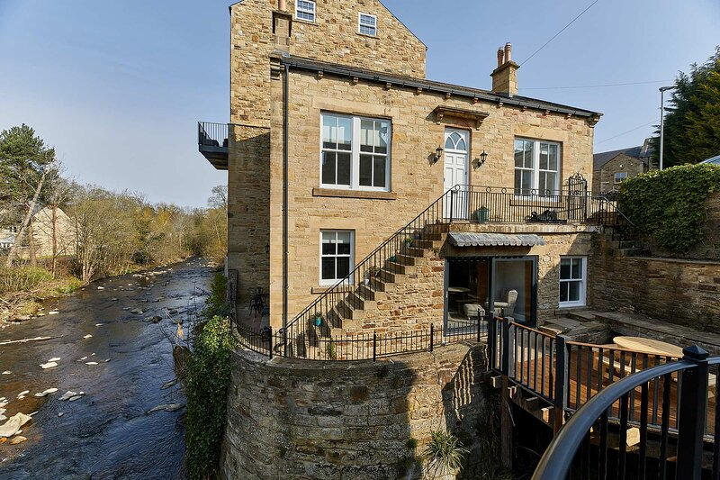 Mill Race Cottage, Shotley Bridge - Stay North East
