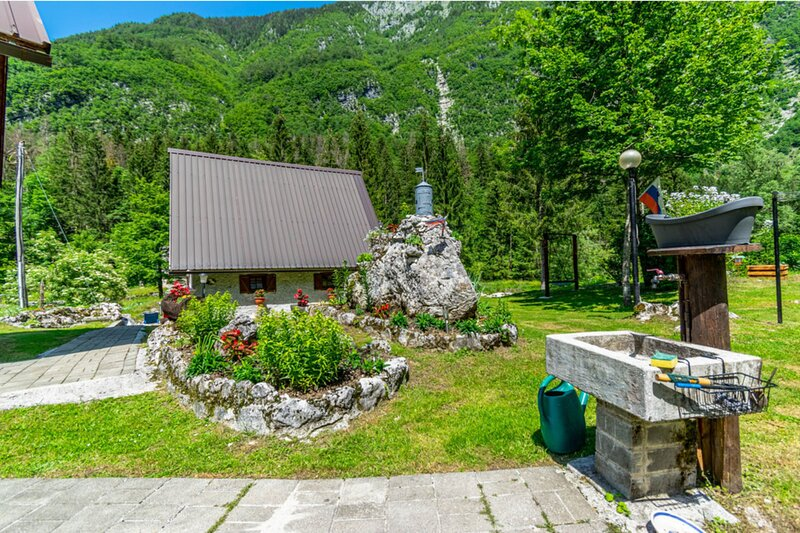 Alpine Cottage Lepena, holiday rental in Log pod Mangartom