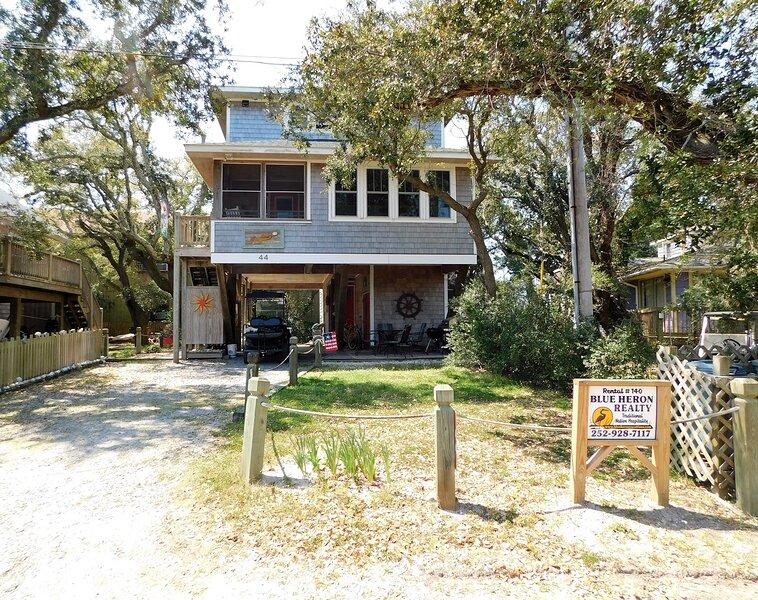 Hidden Jewel, holiday rental in Ocracoke