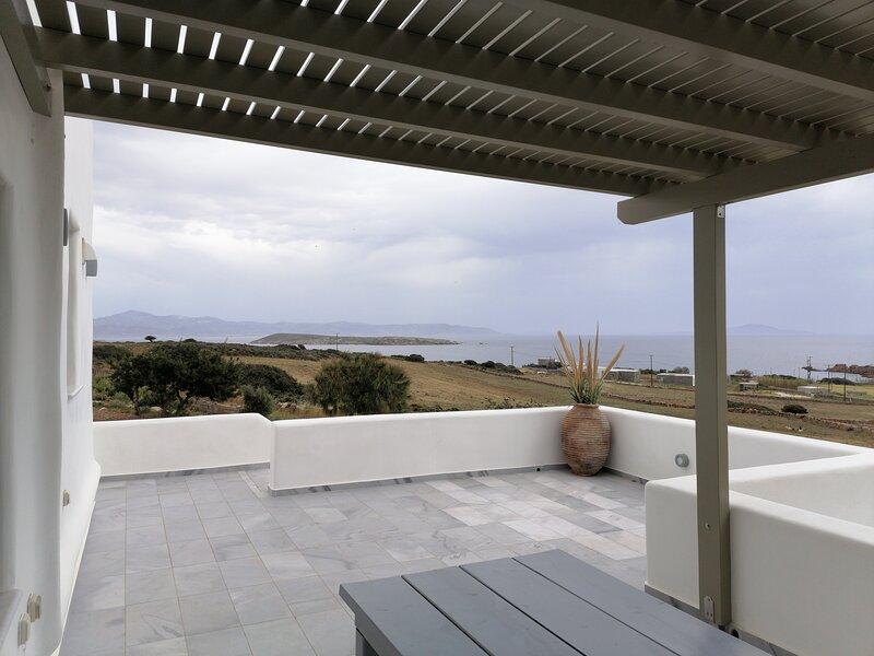 Hercules house pirgaki paros, location de vacances à Drios