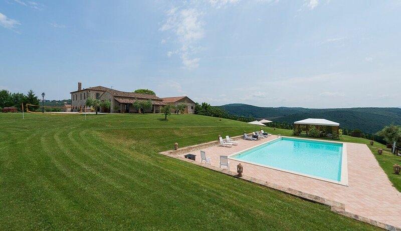 Casa Della Valle Segreta, holiday rental in Montecastrilli