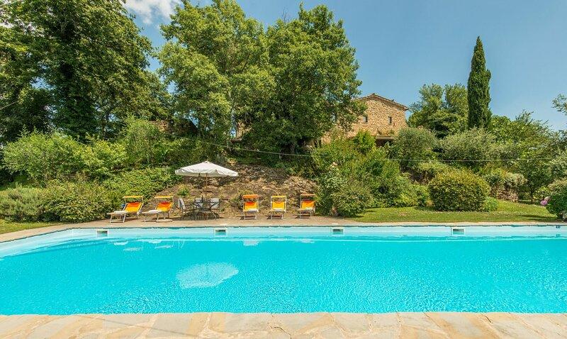 Castello Dei Preziosi, location de vacances à Mercatello
