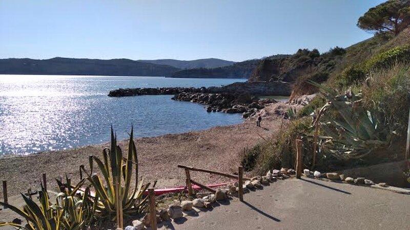 Villa Terrazza sul Mare, Isola dElba, location de vacances à Schiopparello IV