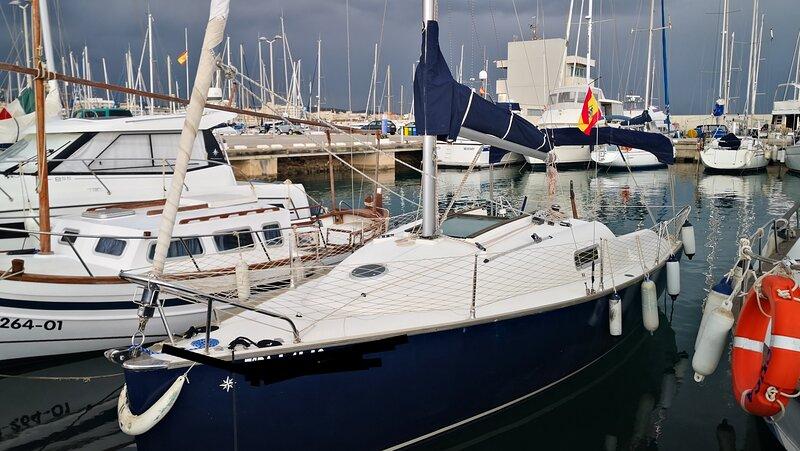 Dormir en un velero es lo que buscas!!, alquiler de vacaciones en Segur de Calafell