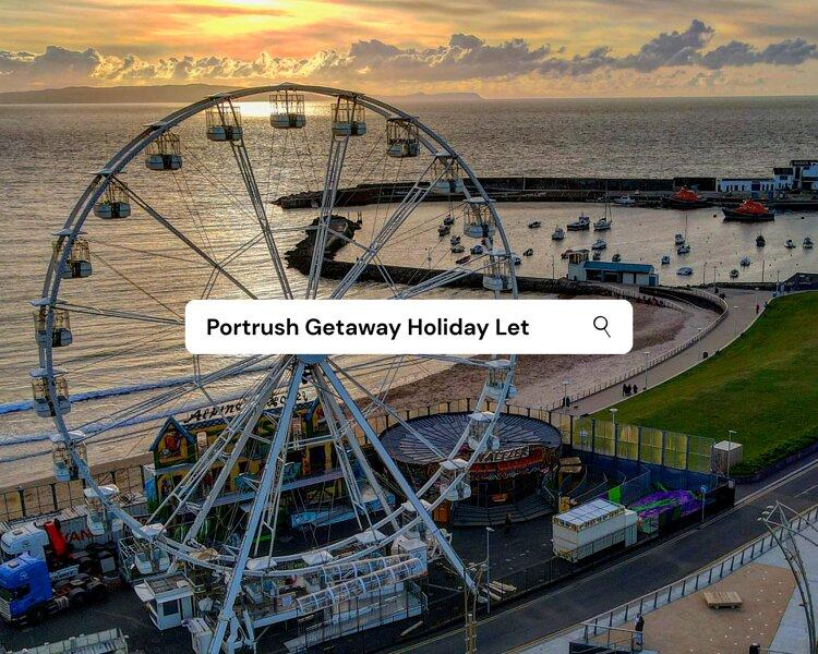 Portrush Getaway - Holiday Let, location de vacances à Portrush