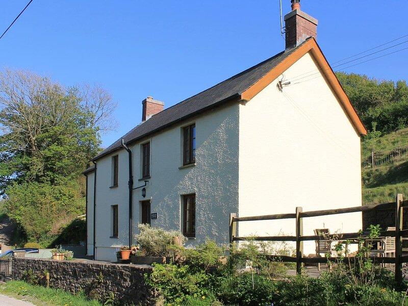 Castle Hill Cottage, aluguéis de temporada em Cwmffrwd