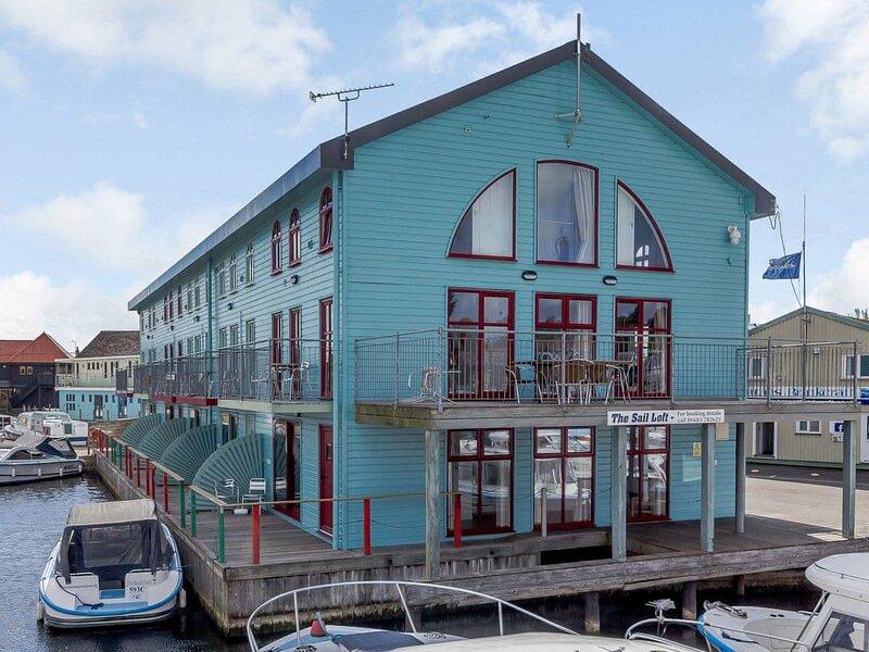 Spinaker-18149, location de vacances à Hoveton