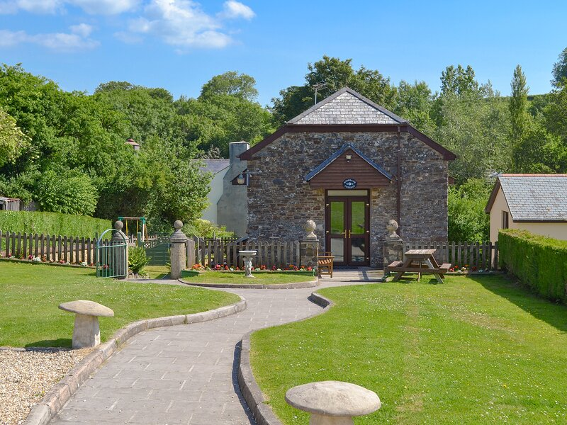 Rose Bank Cottage, holiday rental in Lydford