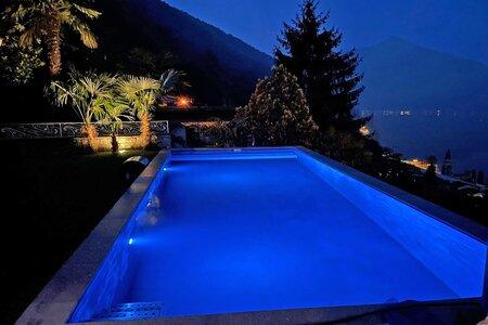 Villa Lago Lugano, casa vacanza a Riva San Vitale