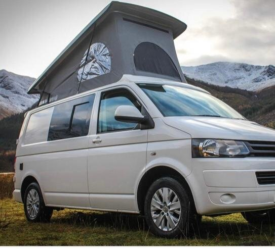 Venture Forth Campervans, vacation rental in South Queensferry