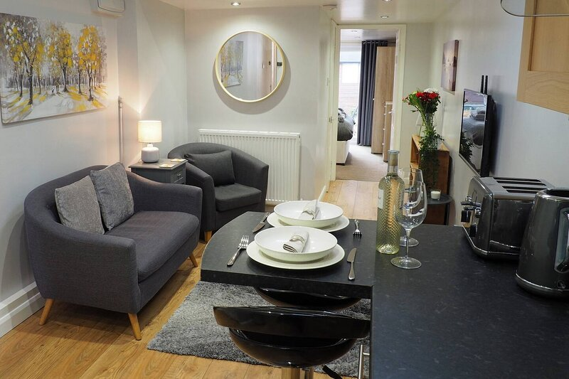 Beautiful 1-Bed Apartment in York, location de vacances à Ryther