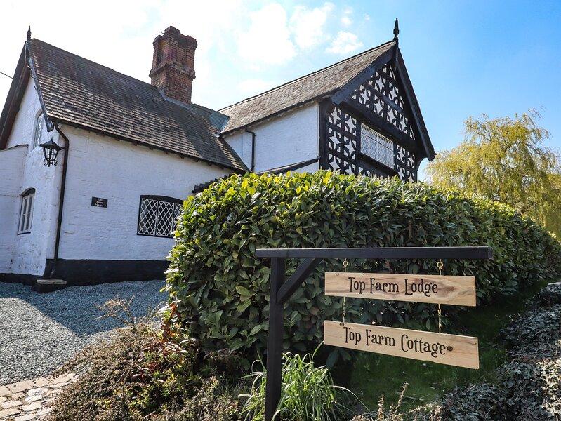 Top Farm House, Knockin, location de vacances à Wollaston