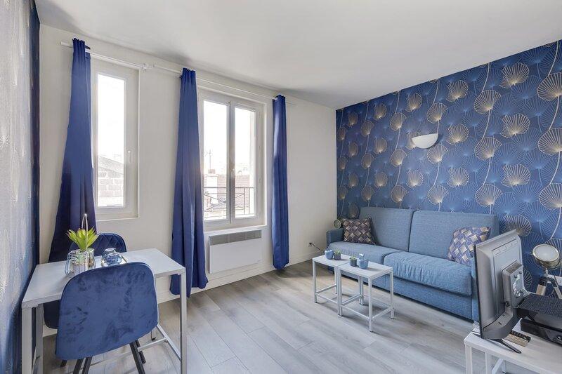 807-Suite Cosy, aluguéis de temporada em Bagnolet