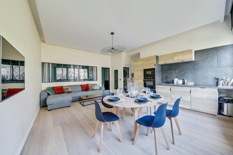 188-Suite Eight, location de vacances à Ivry-sur-Seine