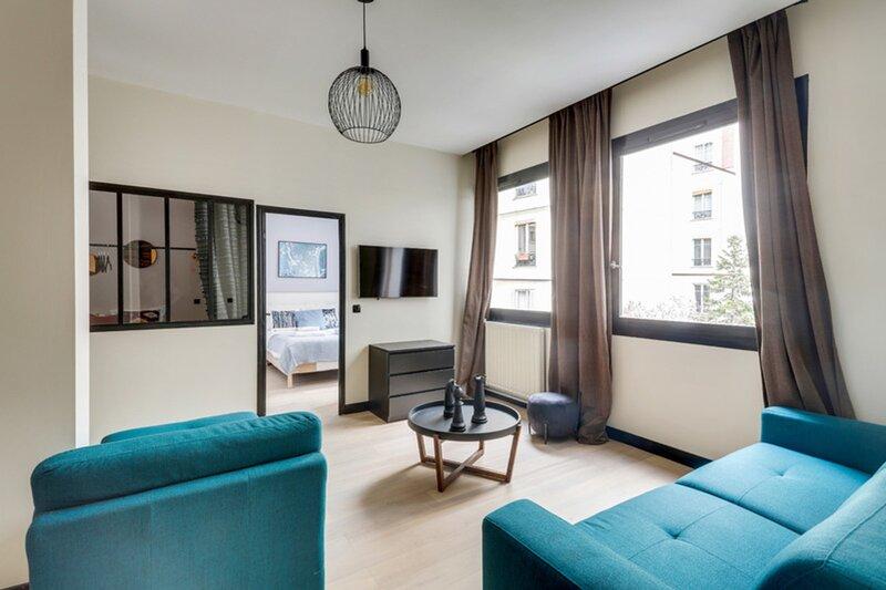 189-Suite Nine, location de vacances à Ivry-sur-Seine