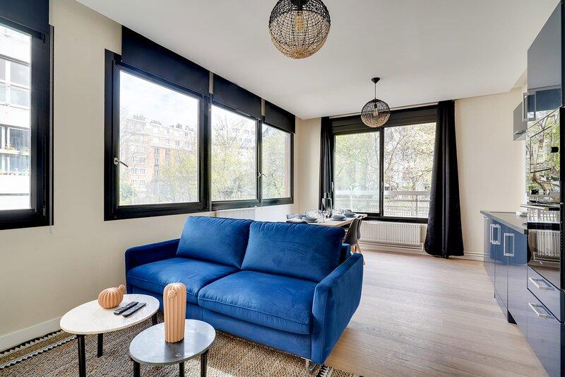 186-Suite Six, location de vacances à Ivry-sur-Seine