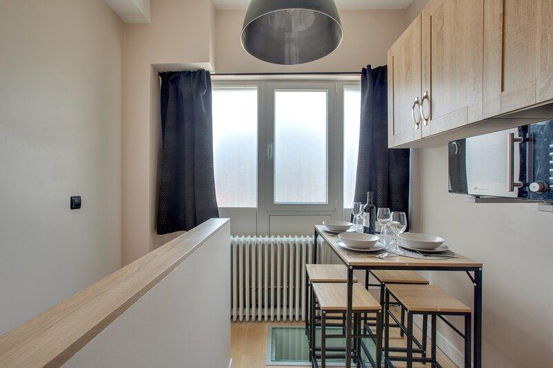165 Suite Denis, Great Souplex apt, Paris, holiday rental in Le Pre Saint Gervais