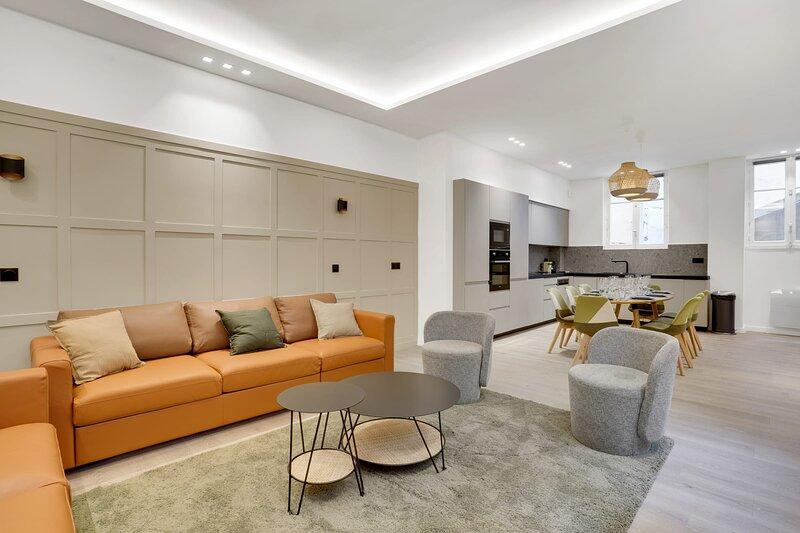 190 Suite Fontaine Luxury Flat, Heart of Paris, aluguéis de temporada em Boulogne-Billancourt