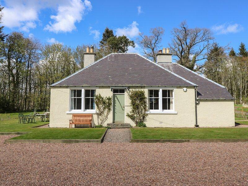 Kirklands Garden House, Melrose, alquiler vacacional en Abbotsford
