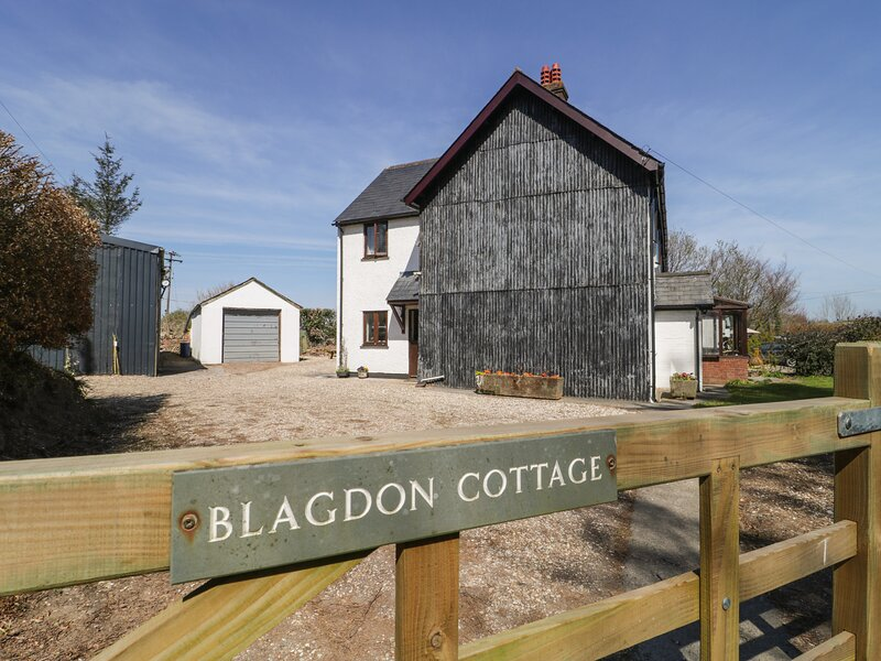 Blagdon Cottage, Wheddon Cross, casa vacanza a Bridgetown