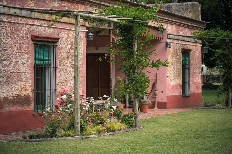 Casa de campo Sustentable - Raucho Eco Guesthouse - Naturaleza y Paz, vacation rental in Central Argentina