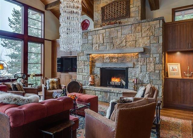 Picture Perfect Jackson Hole Mountain Home. Located in cozy Teton Village!, location de vacances à Moose