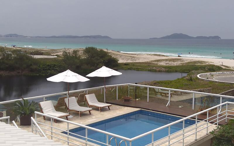 Casa com Linda Vista, Wifi e Lazer Completo!, holiday rental in Cabo Frio