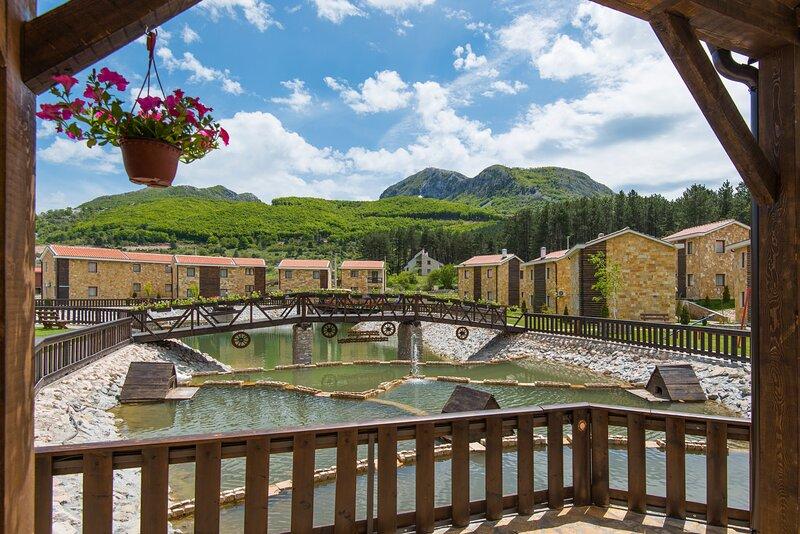 Standard apartment, holiday rental in Njegusi