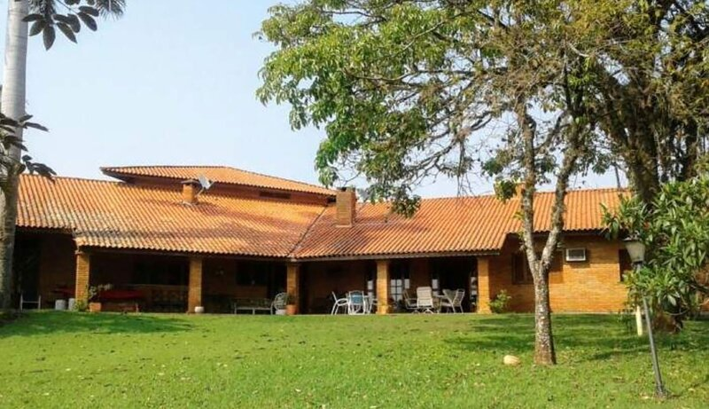 Chácara linda com wi-fi e lazer completo em Itu, casa vacanza a Aracoiaba Da Serra