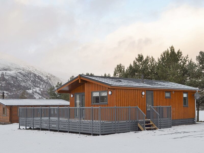 The Den, holiday rental in Dalwhinnie