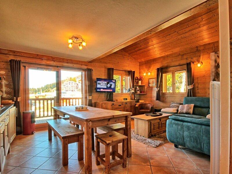 Magnifique 4 pièces duplex, location de vacances à Ugine