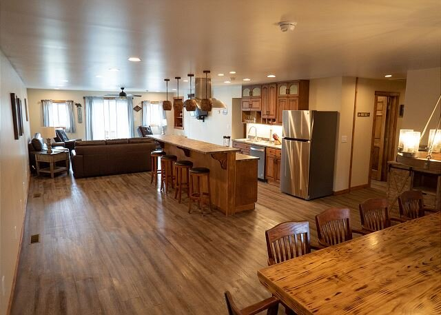 Falls Overlook Lodge, vacation rental in Confluence