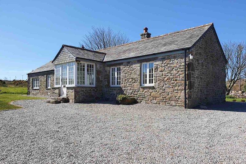 Stone Farm Cottage, alquiler vacacional en Pendeen