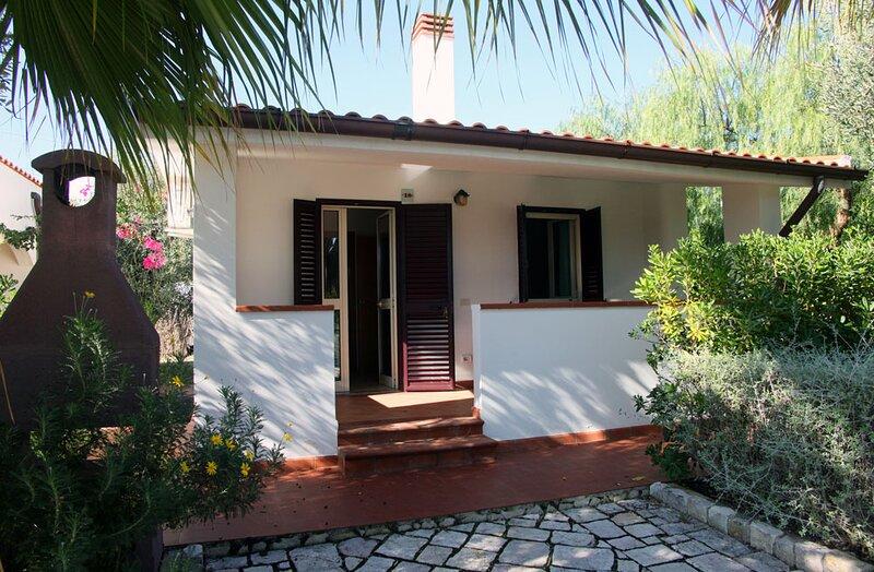 Villa 2 posti, holiday rental in Paglianza