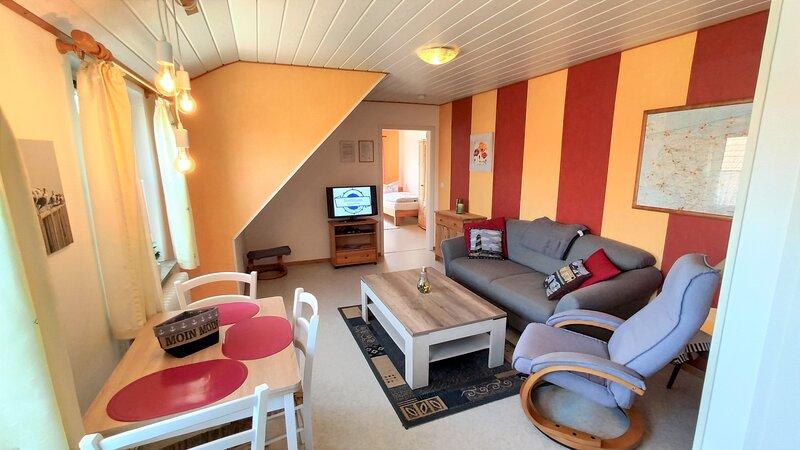 Gästehaus Zur alten Post 'Wohnung Ost', holiday rental in Langeoog