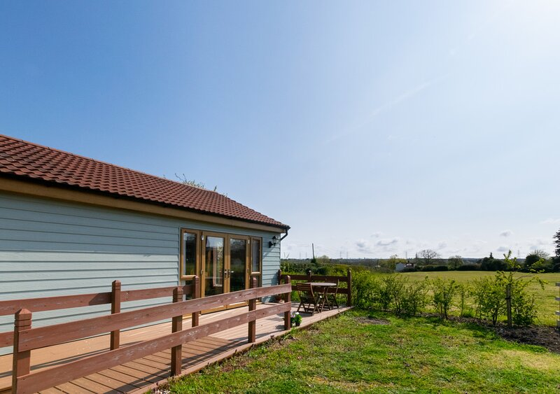 Linnet Lodge, holiday rental in Easton