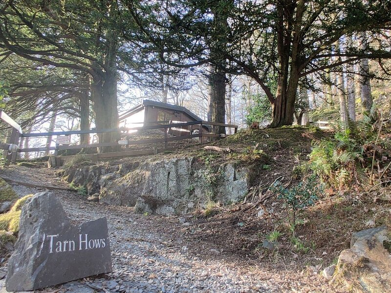 Tarn Hows - Neaum Crag, holiday rental in Elterwater