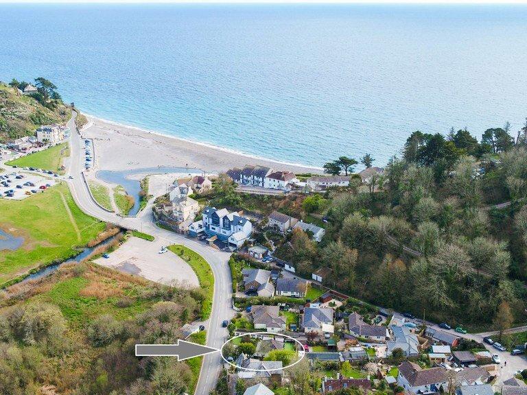 By The Beach, Seaton, Cornwall, casa vacanza a Seaton